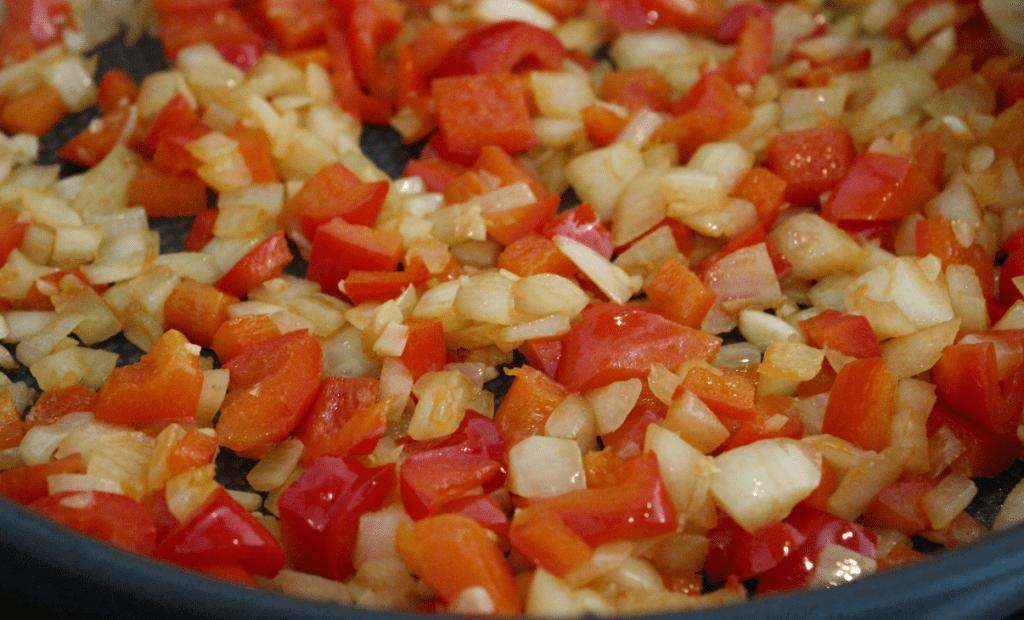 Pasta chorizo - steke
