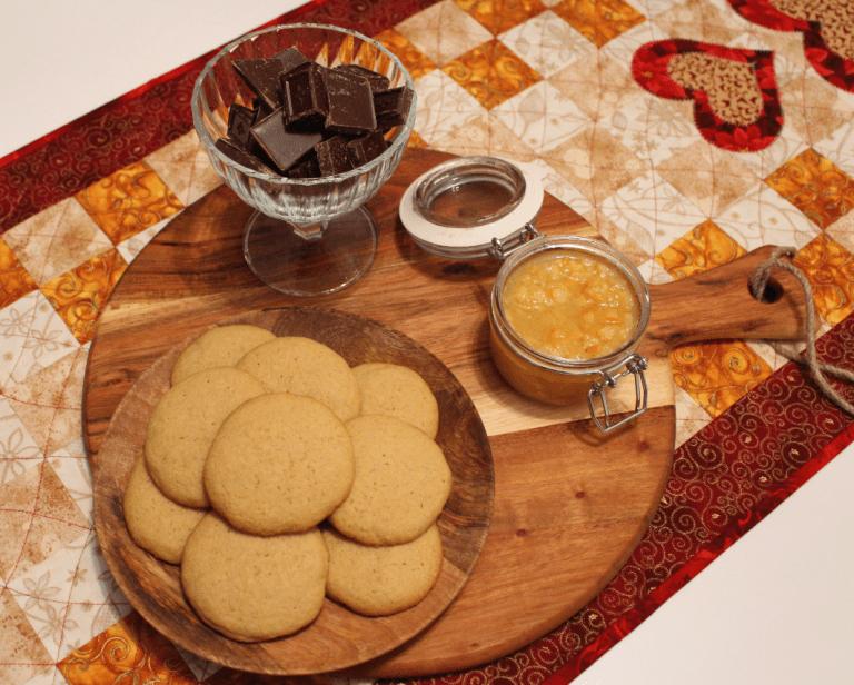 Jaffa - Ingredienser