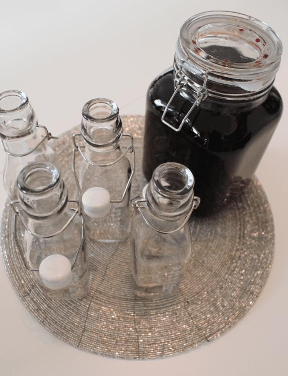 Kirsebærlikør - Små flasker
