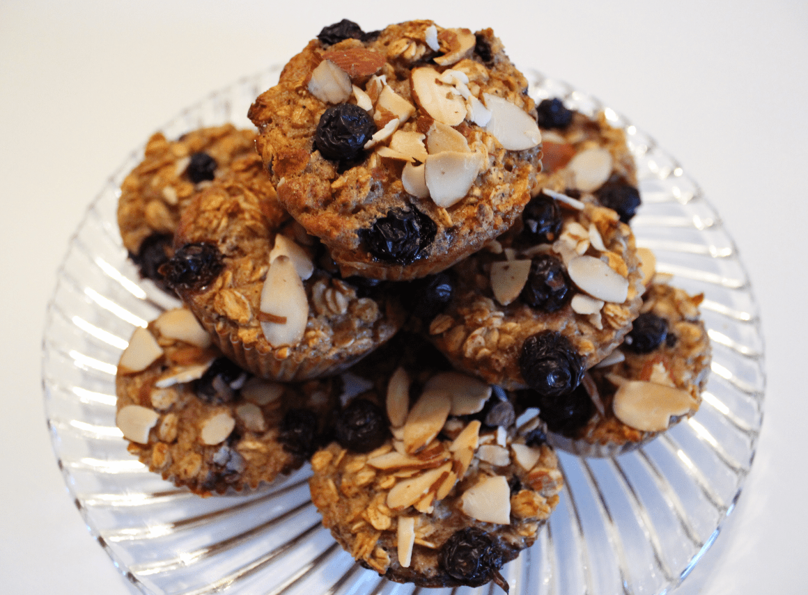 Sunne Muffins - Hovedbilde