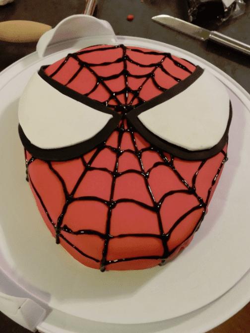 Spidermankake