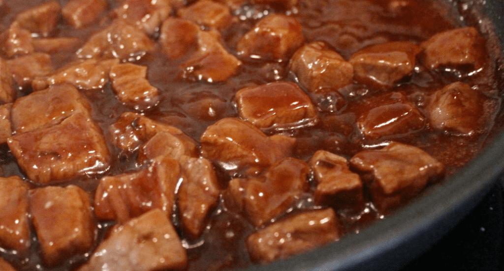 Fajitas - kjøtt
