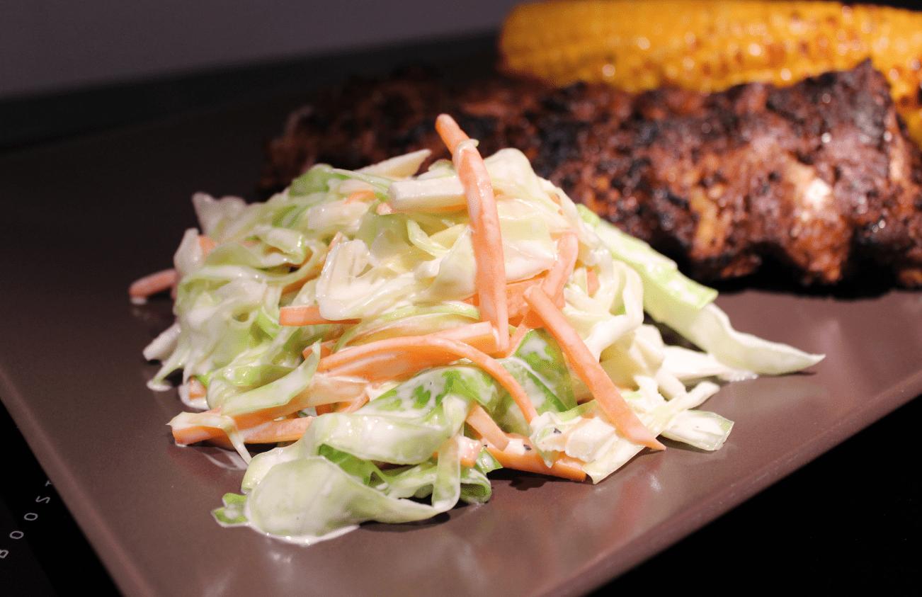 Coleslaw - grilltilbehør